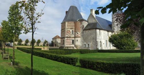Les jardins de Plessis-au-Bois (ISMH, Oise)