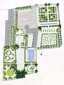 Plessis au Bois Plan